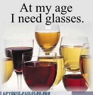 glasses old wine - 5920717568