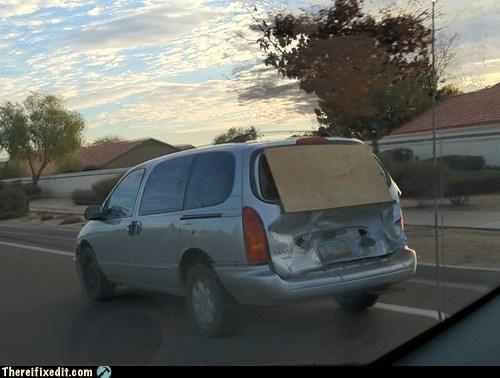 home depot minivan plywood