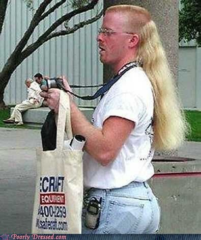 mullet princess ugly haircut - 5920767744
