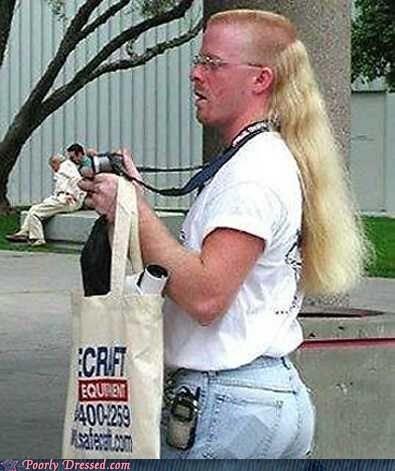 mullet princess ugly haircut - 5920767744