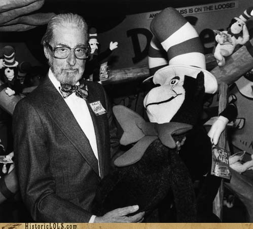 dr suess,history,news,Photo,This Day In History