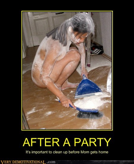 AFTER A PARTY