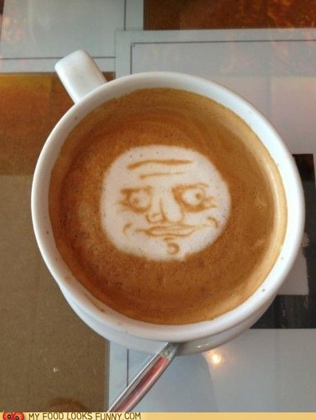 art best of the week coffee foam latte me gusta milk - 5921227776