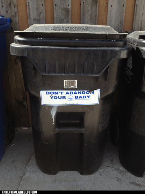 garbage can recycling bin