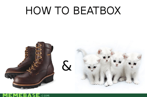 beatbox,boots,Cats,Memes,sounds