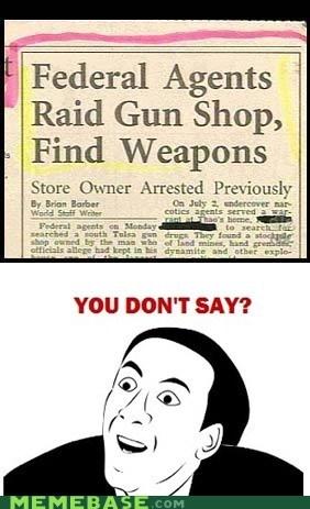 gun Rage Comics weapons you dont say - 5921928704