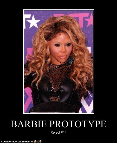 BARBIE PROTOTYPE Reject #14