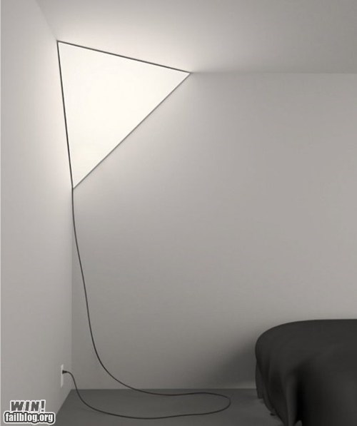 clever corner decoration design light - 5922162176