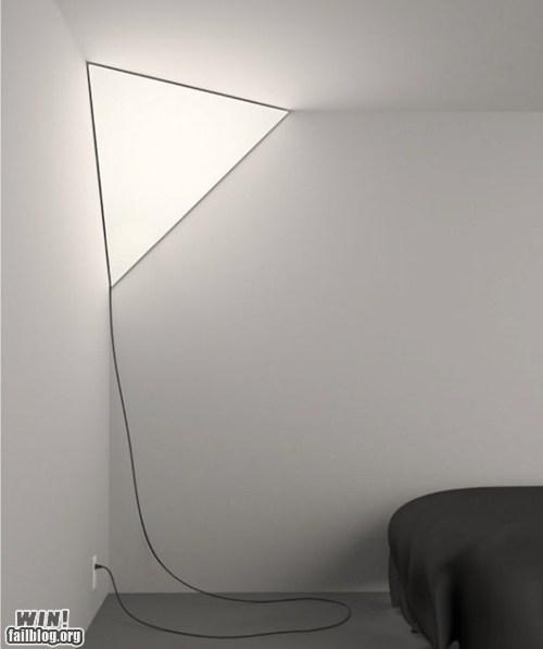 clever corner decoration design light - 5922162176