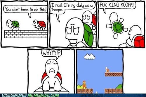 comic for the king king koopa mario - 5922346752
