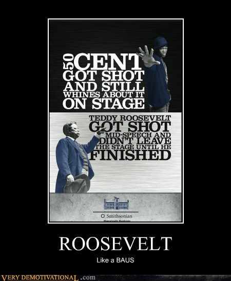 50 cent hilarious Like a Boss roosevelt
