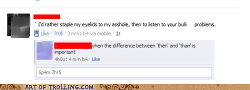 facebook grammar than then - 5922977536