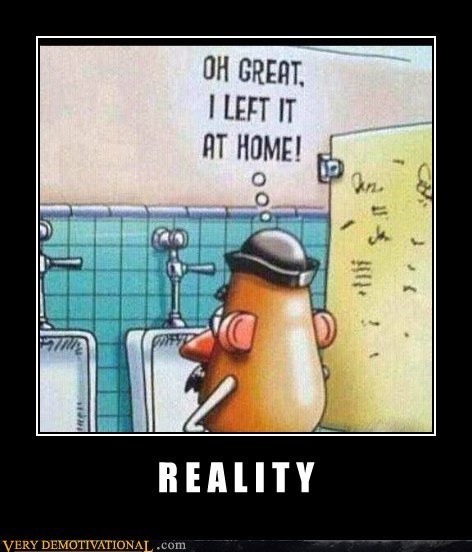 hilarious life mr potato head reality wtf - 5923081216