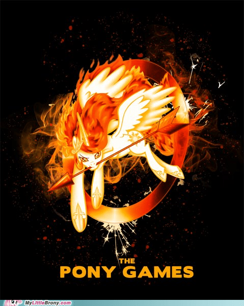 best of week book crossover Movie pony games hunger games - 5923330816