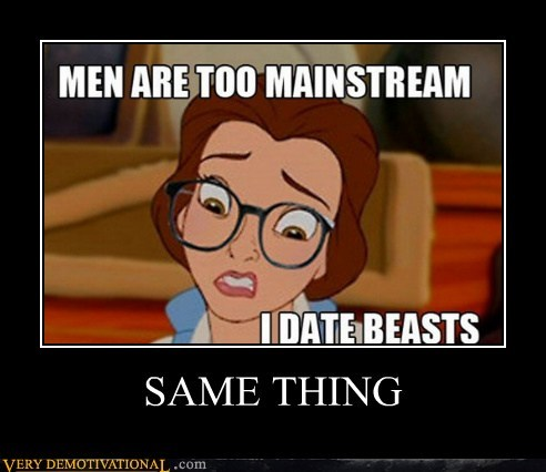 beasts,beauty,hilarious,hipster,mainstream,same thing,wtf