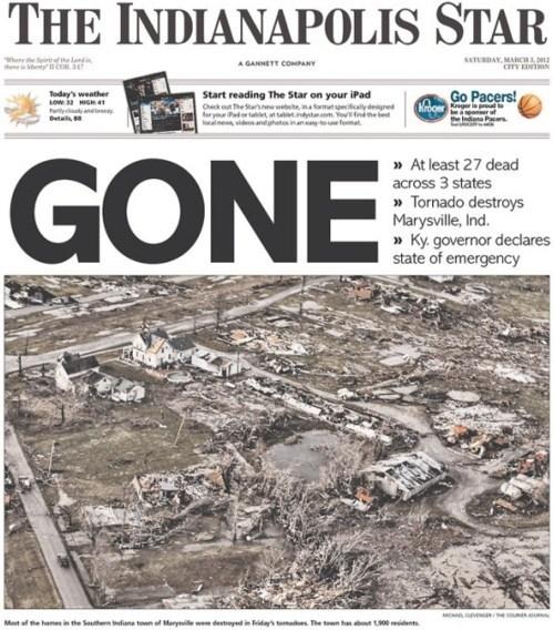 Henryville marysville Tornado Outbreak