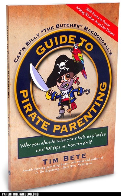 Blackbeard,jack sparrow,peg leg,pirate parenting,pirates