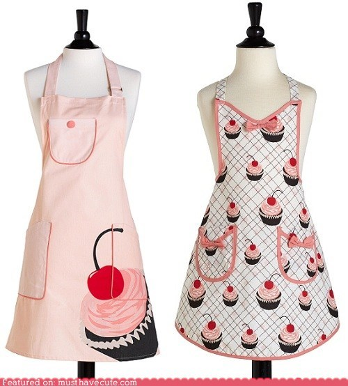 apron best of the week cooking cupcakes kitchen print