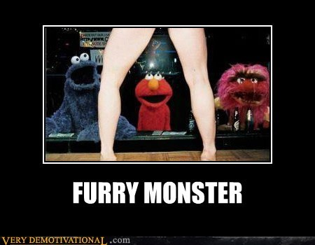 furry hilarious monster muppets Sesame Street - 5926026496