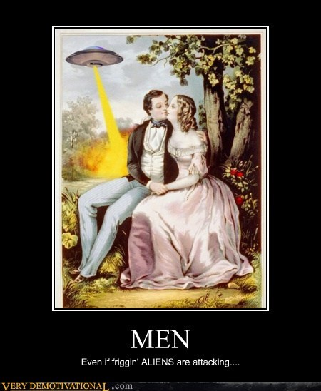 Aliens hilarious kissing men sexy times - 5926083840