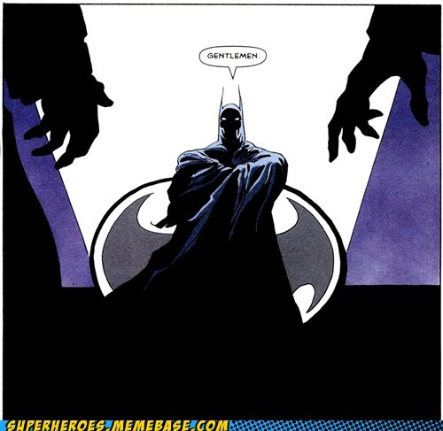 batman gentleman Straight off the Page wtf - 5926110464