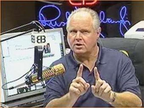 Birth Control Debate Follow Up Rush Limbaugh Sandra Fluke