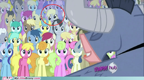 Derpy Wants to Be Assertive