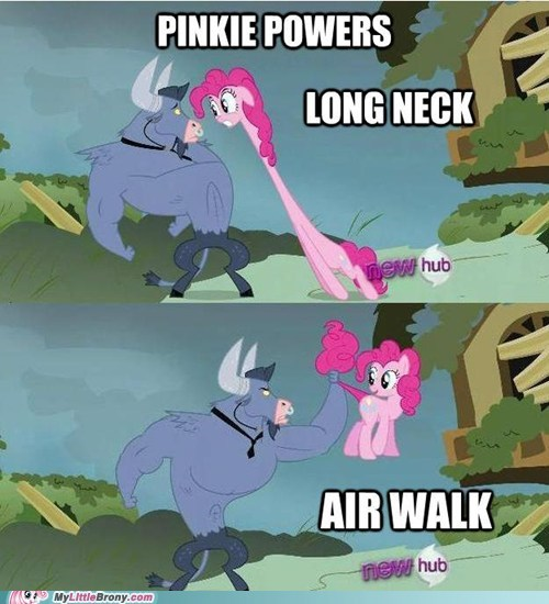 air walk physics pinkie pie TV - 5926557696