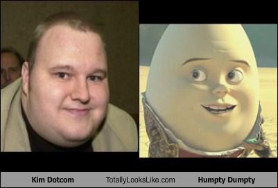 funny humpty dumpty kim dotcom TLL - 5926836224