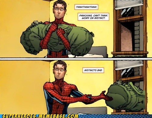money Spider-Man Straight off the Page - 5927434240