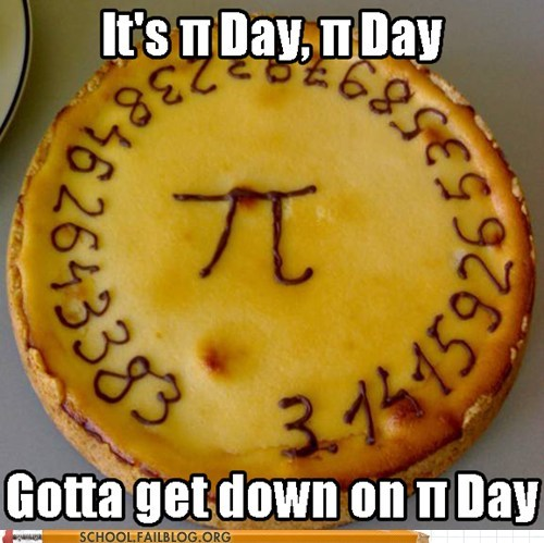 FRIDAY its-pi-day nerd holidays Pi Day Rebecca Black - 5927564288