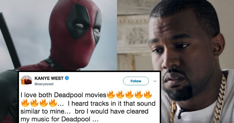 clap back twitter news deadpool trolling kanye west controversy ridiculous superheroes ryan reynolds - 5928197