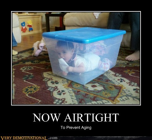 air tight baby bad idea hilarious - 5929341184