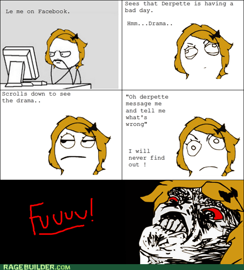 drama,facebook,Rage Comics,raisin rage