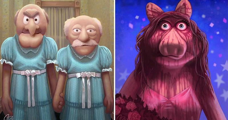 galeria muppets beck