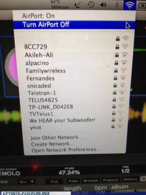 Party wifi - 5931000064