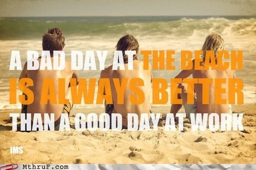 bad day at the beach beach the beach - 5931638272