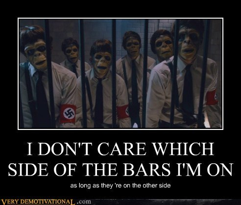 apes bizarre hilarious nazi wtf - 5932262656