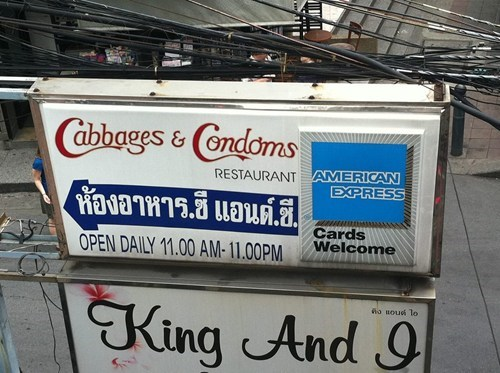 american express cabbages southeast asia thailand - 5932616192