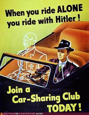 best of week carpool hitler nazis wtf - 5933638144
