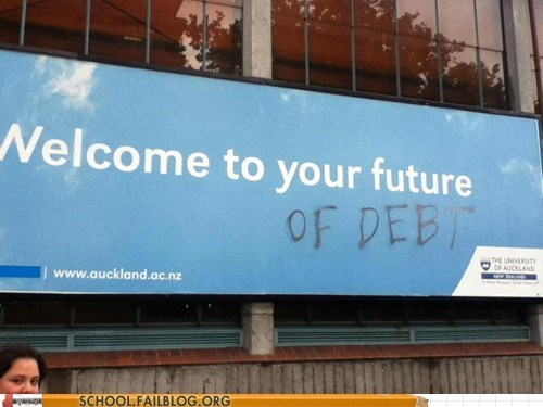 future of debt hacked student loans welcome to your future - 5933802240