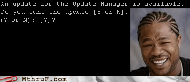 dos,update manager,Xzibit