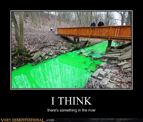 eww green river Terrifying wtf - 5933968896