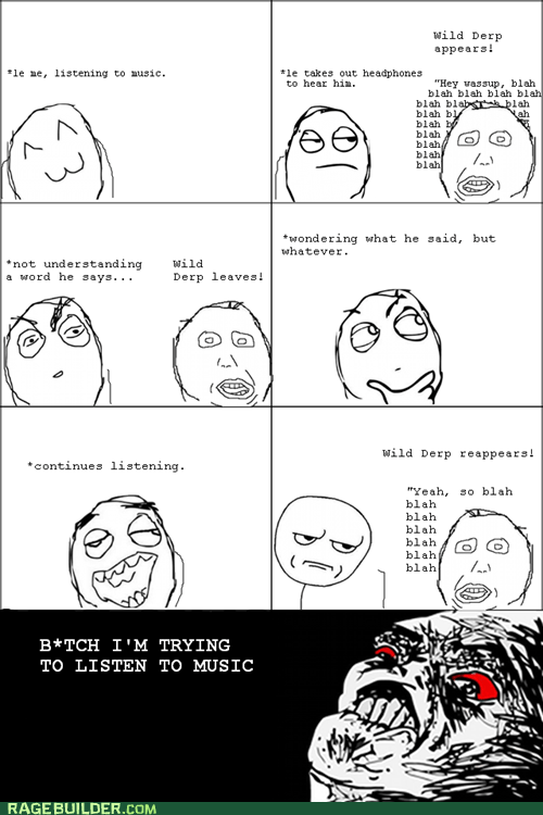 Music,Rage Comics,raisin rage,talking