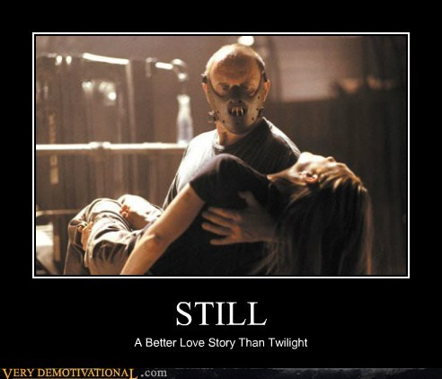 hannibal lector hilarious love story still - 5934294272
