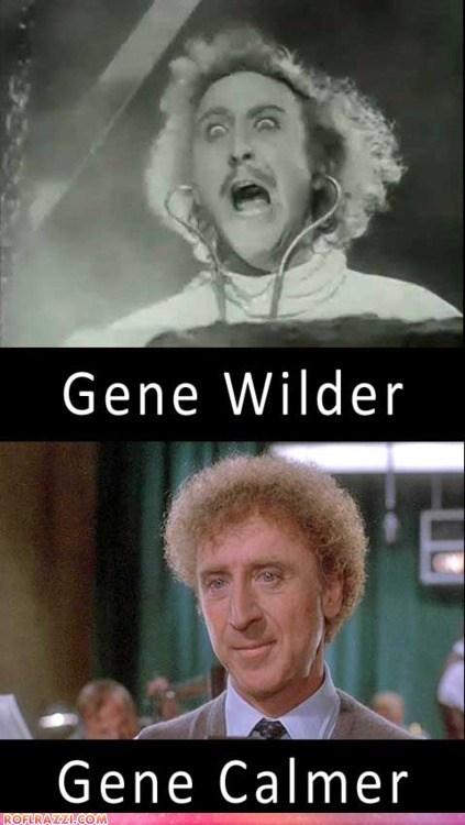 actor celeb funny gene wilder Hall of Fame name - 5934474752