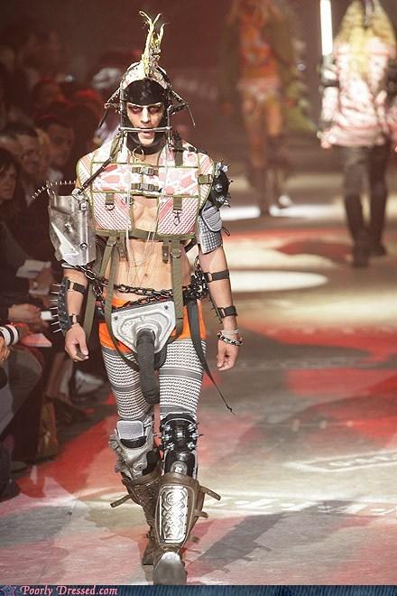 costume fashion junk junkyard runway - 5934495232