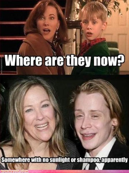 actor catherine-ohara celeb funny Home Alone macaulay culkin Movie - 5934516992
