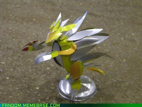 Fan Art Pokémon sandslash soda can - 5934559744