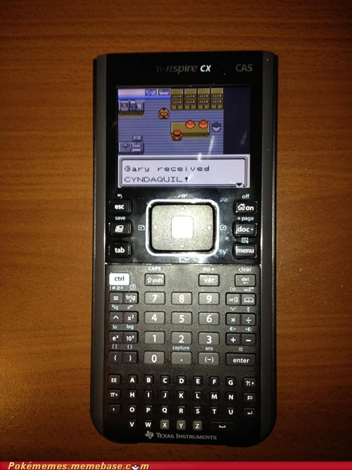 awesome,best of week,calculator,gary,IRL,texas instruments